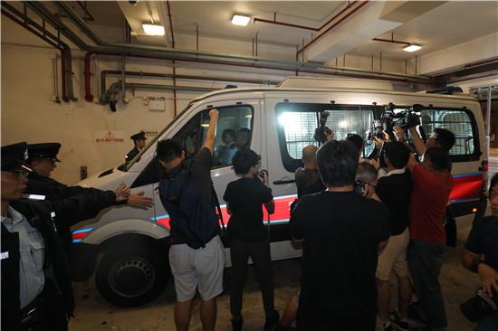 港大藏屍案|張祺忠自稱有自殺傾向 控方要求特別看管