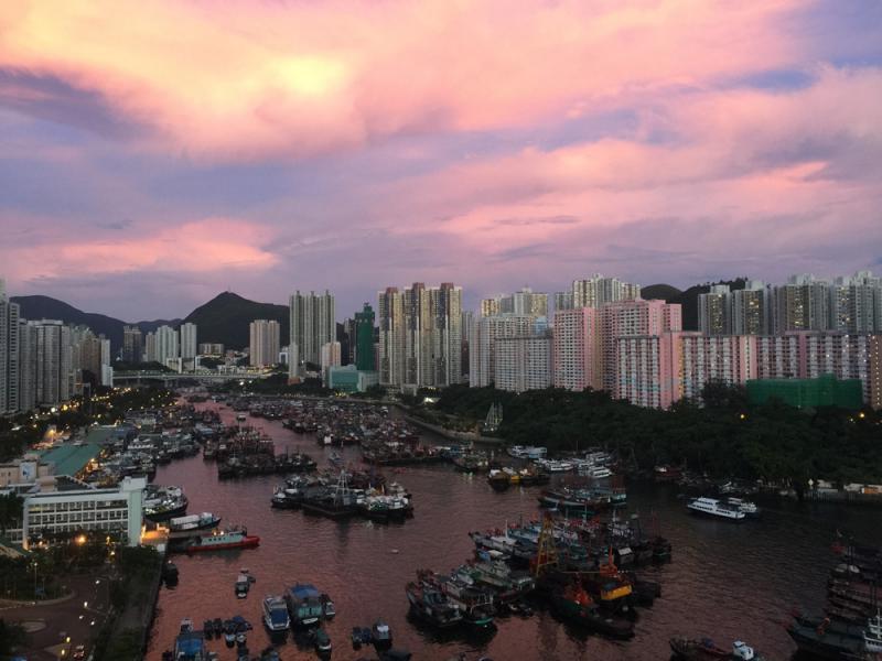 香港仔水上生活二三事