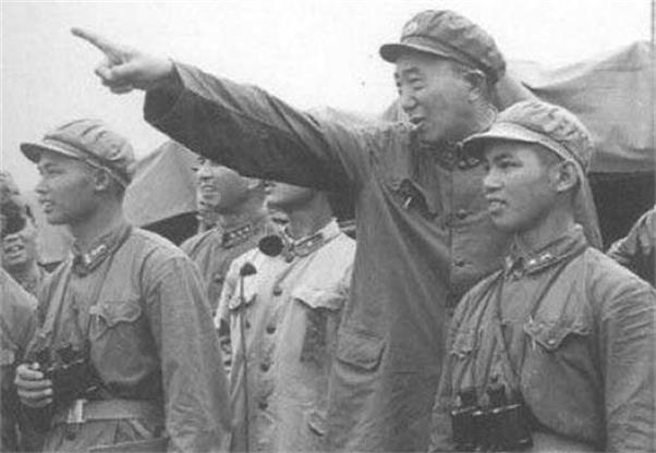 毛主席最信任的開國大將,逝世後降半旗哀悼,主席曾這樣評價他!