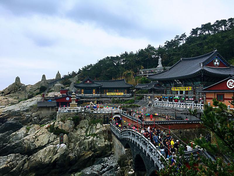 釜山漫遊古蹟