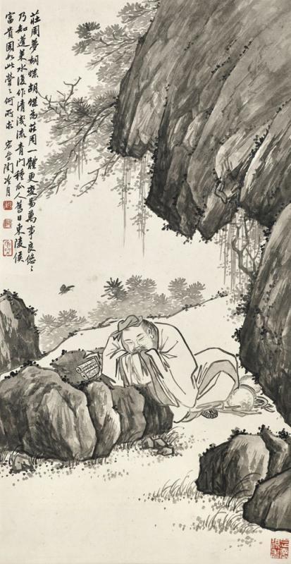 中國畫史的二十六個着重號—讀《煙霞丘壑:中國古代畫家和他們的世界》