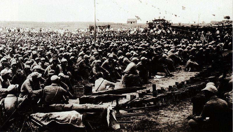 """抗戰期間,中共此人才是""""山東王"""",他的兵力是日軍的25倍!"""