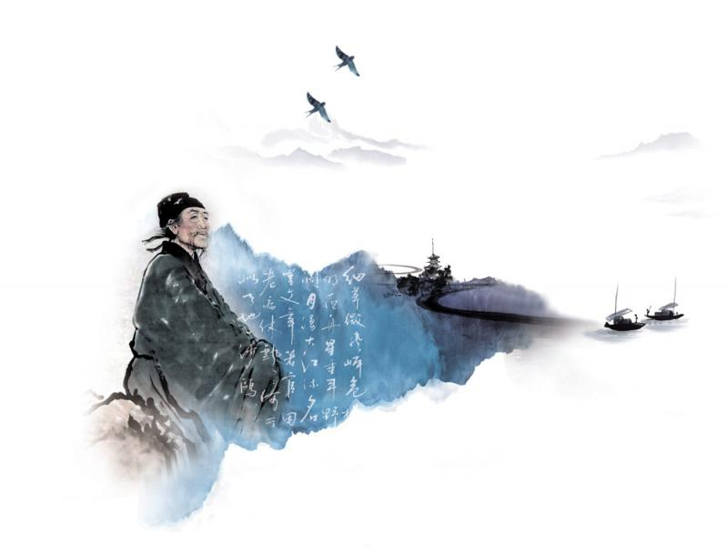 回首錦城一茫茫──杜甫成都詩傳