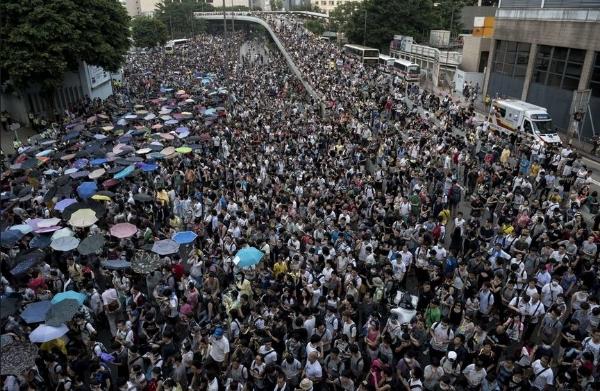 《何為證據:揭露香港亂像的幕後黑手》第一章、佔中與雨傘運動(華發網獨家連載之二)