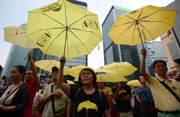 《何為證據》第一章、佔中與雨傘運動(華發網獨家連載之五)