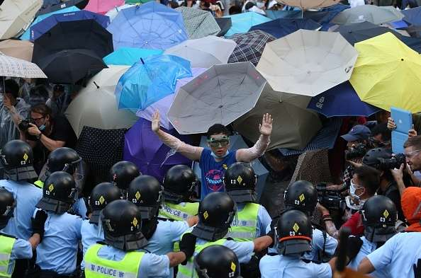 《何為證據》第一章讀後感:佔中與雨傘運動-華發網繁體版