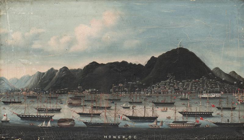 重返《小說 香港》