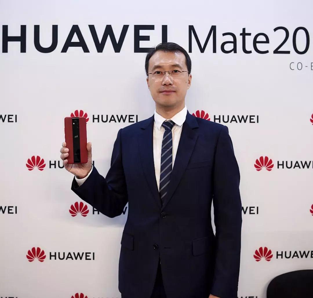 專訪華為何剛:手機市場已進入華為節奏-華發網繁體版