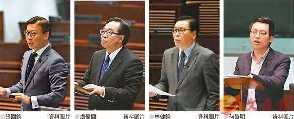抹黑「明嶼」追擊陳健波 反對派盲反無視民困