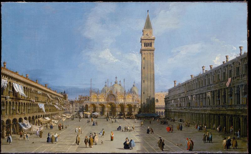 畫中威尼斯