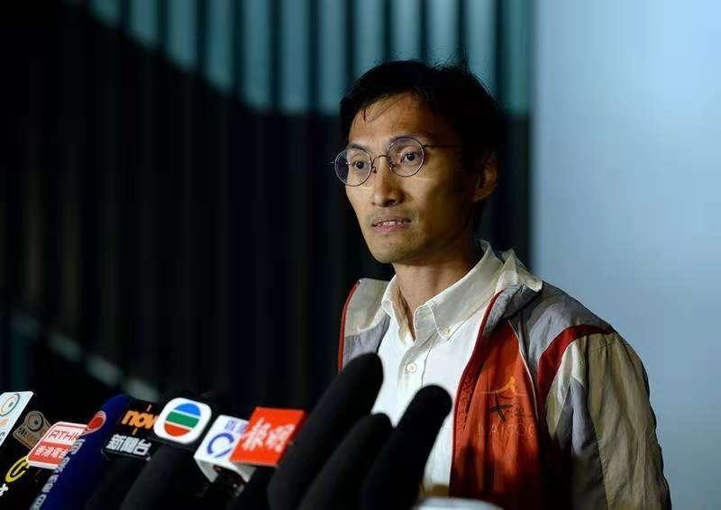 朱凱廸撐「港獨」 參選村代表被DQ