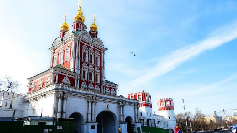 莫斯科新聖女修道院