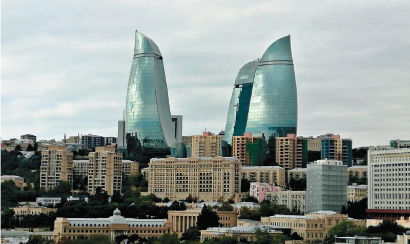 阿塞拜疆異色高加索