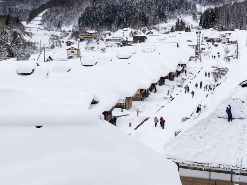 日東北部暴雪持續 民眾新年返鄉難-華發網繁體版