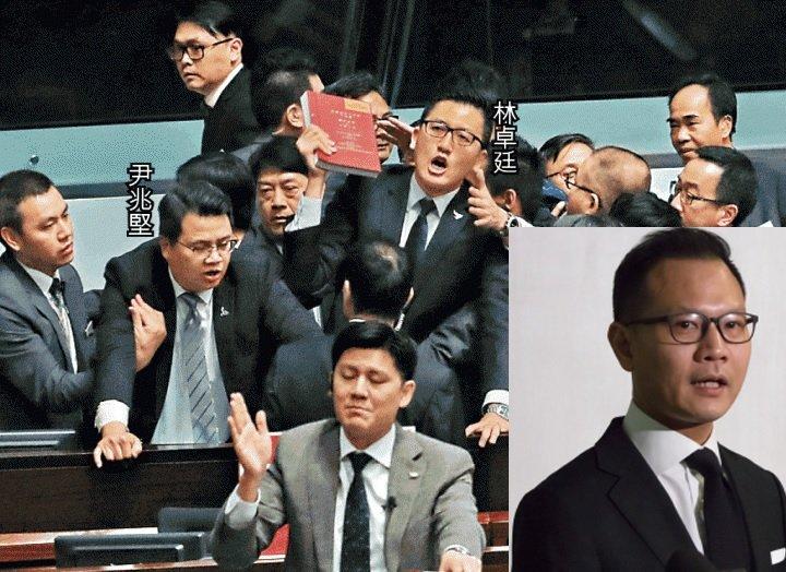 亂講同道被「政治檢控」 郭榮鏗圖誤導市民