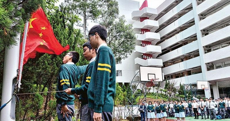 國歌條例刊憲 納入中小學教育