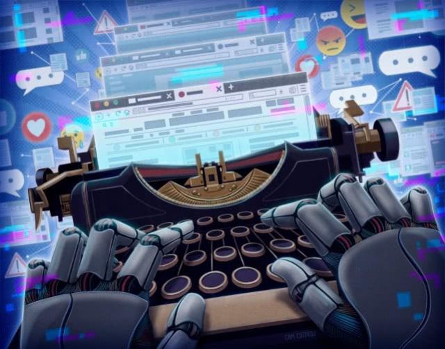 機器人記者正在迅速崛起-華發網繁體版