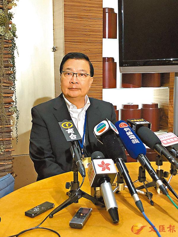 代表:港各界應齊護國安-華發網繁體版