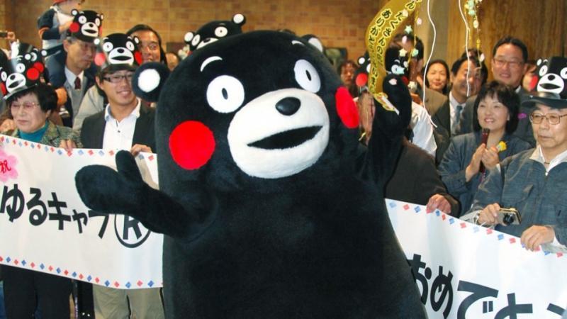 順應民意 熊本縣吉祥物更名「熊本熊」 - 華發網繁體版