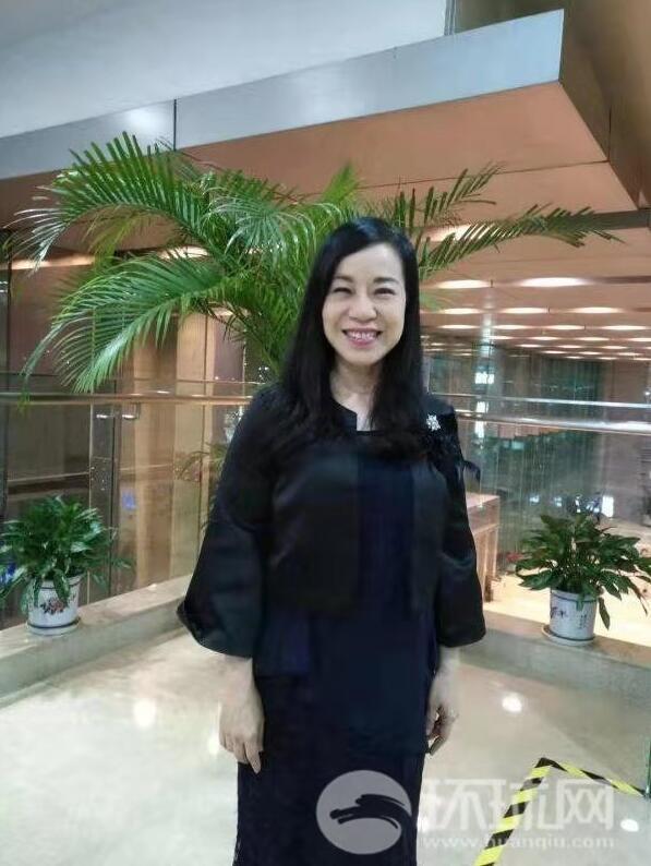 台籍政協委員被台當局威脅「取消戶籍」 她這樣回應-華發網繁體版