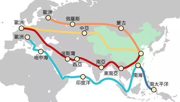 """中國""""一帶一路""""攜手蒙古國""""草原之路"""" - 華發網繁體版"""