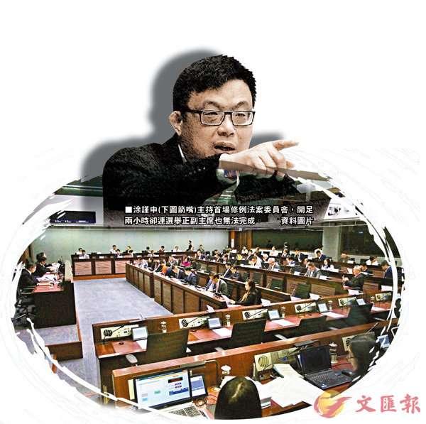 反對派反修例 六賤招逐一睇-華發網繁體版