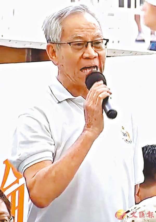 退休警怒斥朱耀明:有無做好牧師職責?