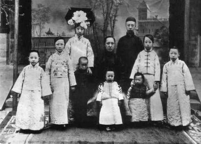 末代皇帝溥儀有七個妹妹,這些妹妹們最後的結局是怎樣的