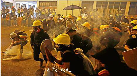 全球資本主義制度危機與香港暴動 - 華發網繁體版