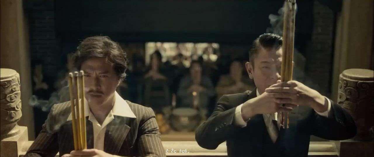 《追龍》:華人總探長雷洛,萬般帶不走,唯有孽隨身