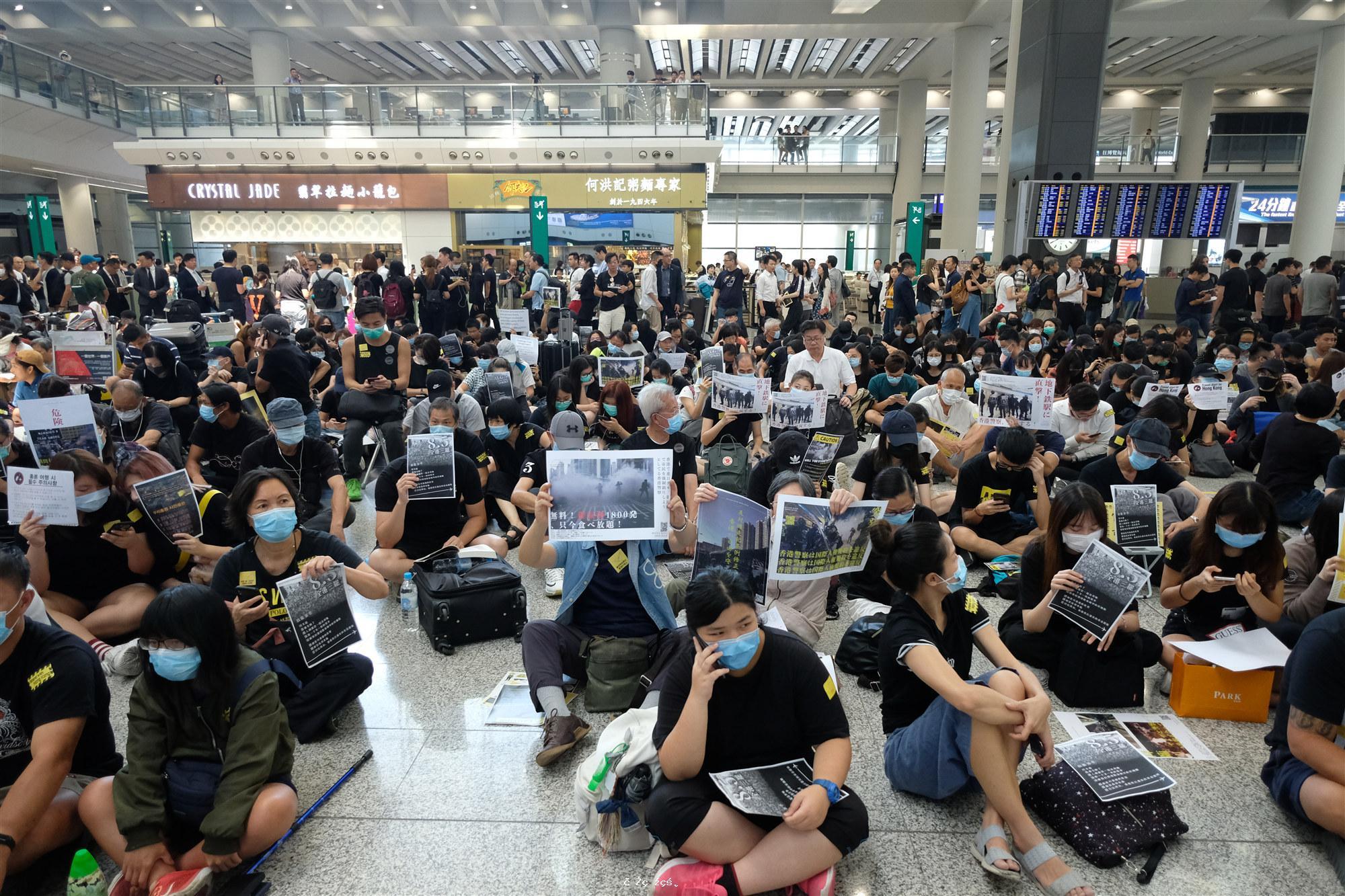 阻往香港人揾食,打殘香港經濟,破壞香港美好聲譽,該當何罪?