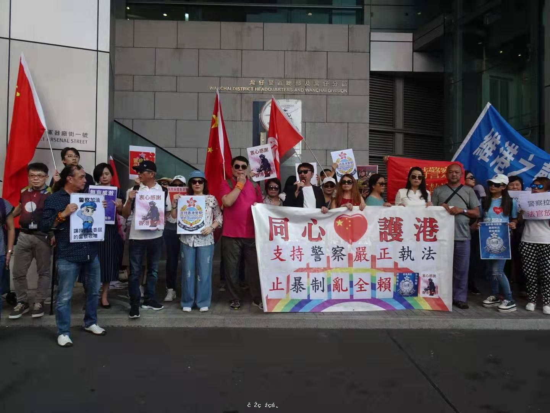 警察拉人法官放人,止暴制亂,全賴警察 - 華發網繁體版