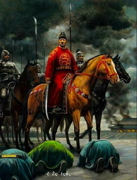 太子朱標不死,燕王朱棣就不敢造反