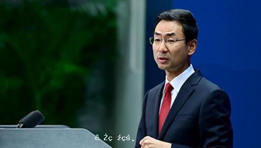耿爽:中方強烈敦促美方不得實施涉港法案