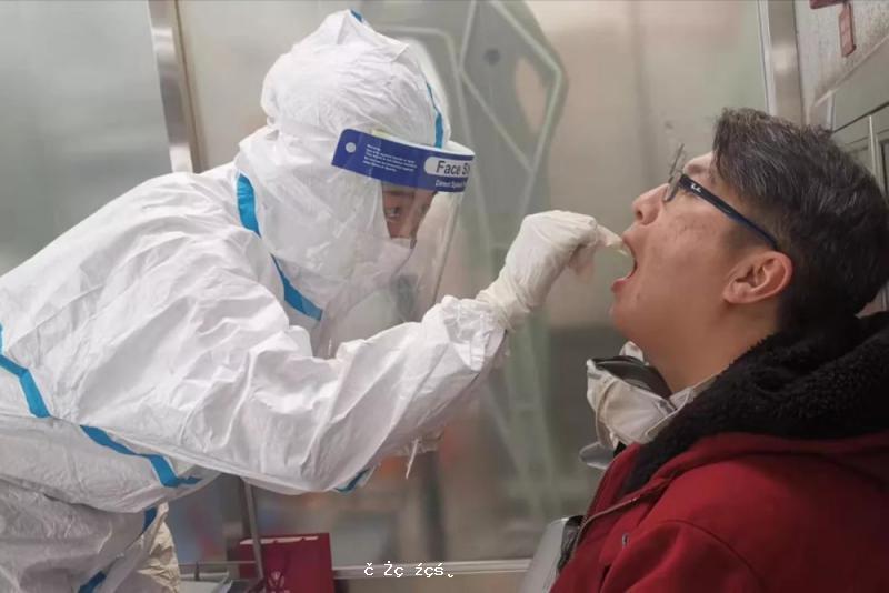 這埸「新冠狀肺炎疫情」讓全球看到中國人民的凝聚力和戰鬥心