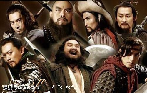 水滸傳中有位好漢,皇帝都不敢殺他,他是誰
