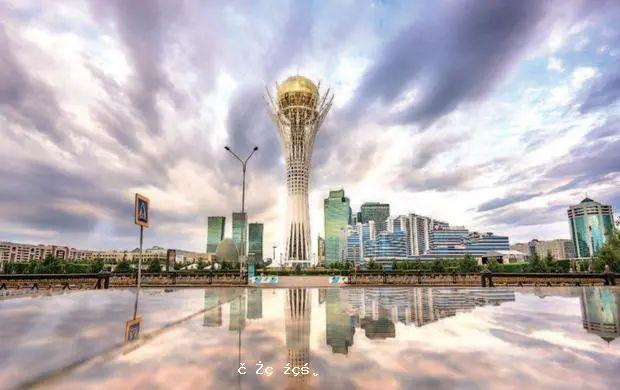 """深耕""""壹帶壹路""""市場 保供哈薩克斯坦""""世紀工程"""""""