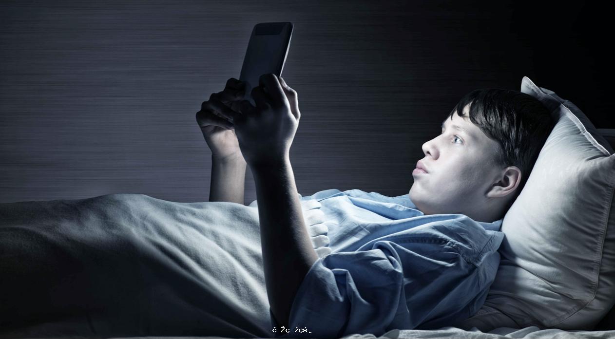 為什麽手機用多了壓力大?這個研究找到了原因