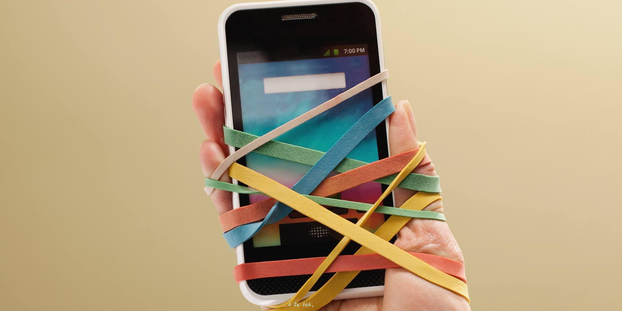 專家用大數據證明:隨時想耍手機,還可能是精神疾病
