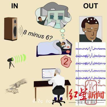 """現實版""""盜夢空間""""!科學家首次與睡夢中的人實時交流"""
