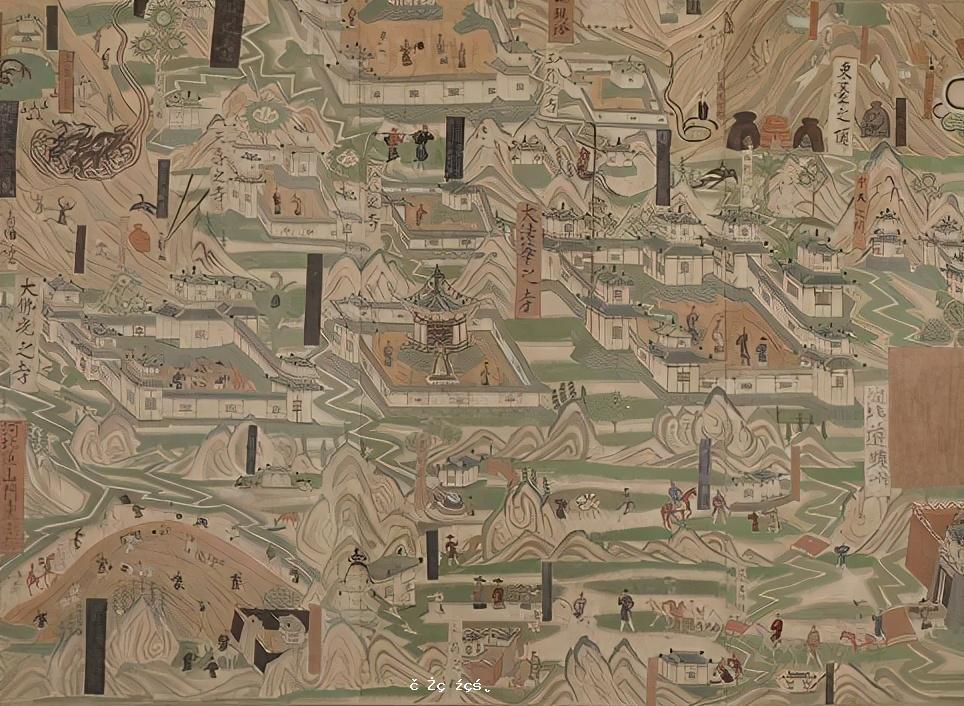 敦煌藏經洞文獻:古代學術的海洋