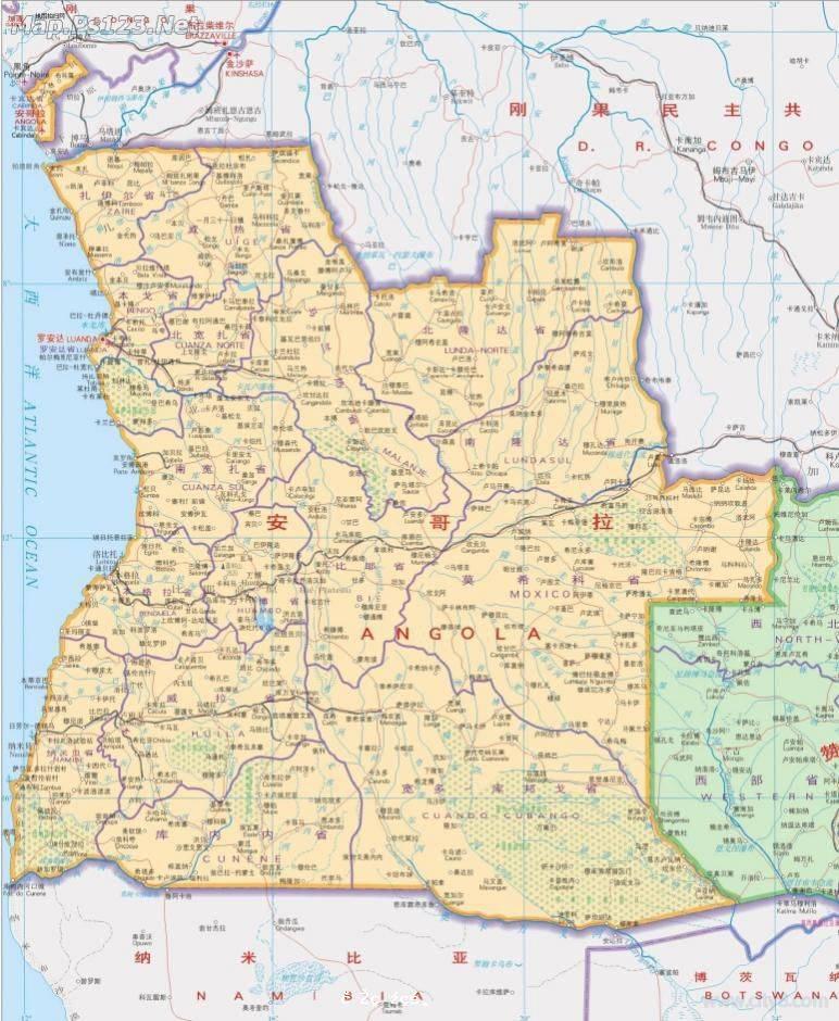 """""""一帶一路""""成為照亮中國和安哥拉雙邊合作前路的""""燈塔"""""""