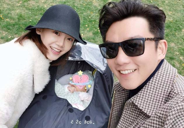 鄭愷透露和苗苗今年辦婚禮 女兒小名叫小酸奶
