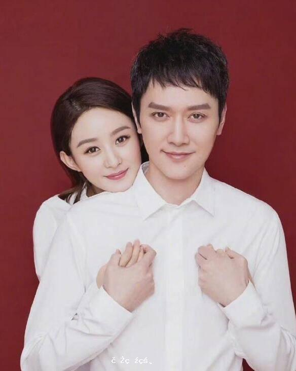 馮紹峰與趙麗穎發文告別兩年半婚姻 雙方分別用了13個字