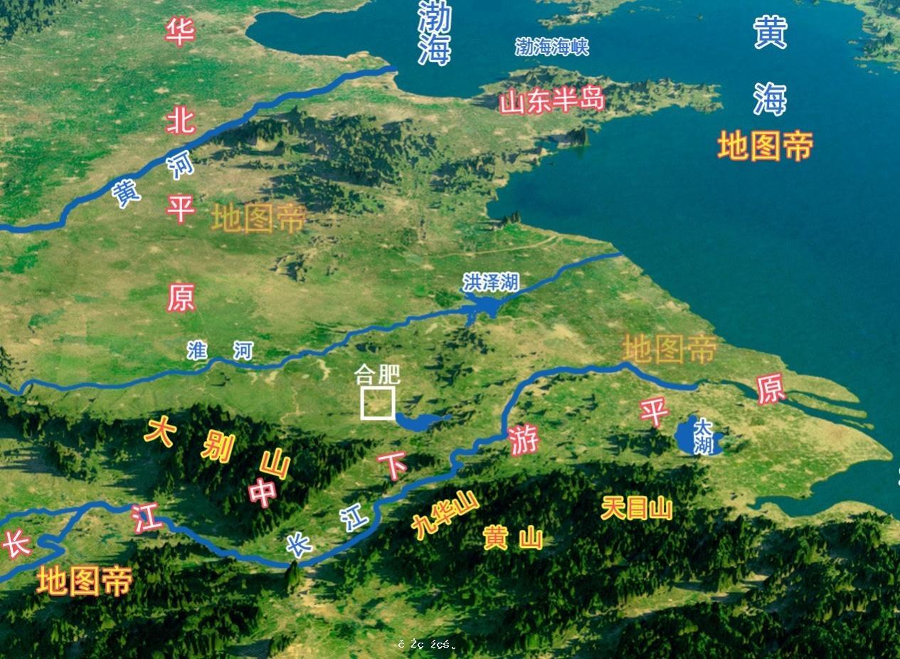 """安徽為什麽簡稱""""皖"""",而不是""""安""""或""""徽""""?"""