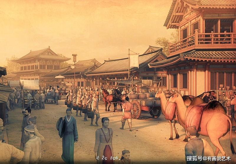 古代王朝的都城,為何大部分在北方?南方有什麽不好?