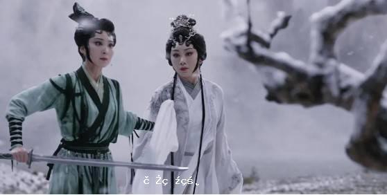 《白蛇傳·情》美麗白蛇,是中國電影的新路嗎?