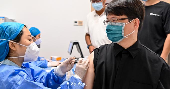 國台辦:已協助數千名海外台胞接種新冠疫苗