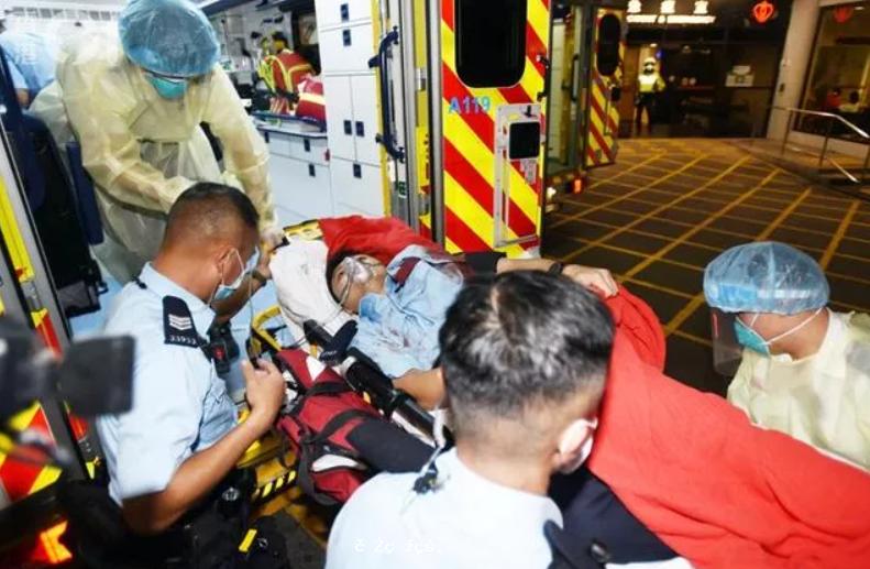 香港發生孤狼襲警案件,黑暴卻在網上稱頌,事關公民認知,必須嚴懲!