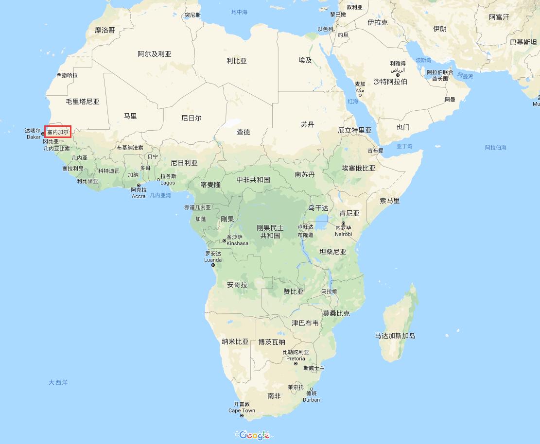 """塞內加爾加姆尼亞久工業園項目開工 系四川省""""一帶一路""""重大建設項目"""